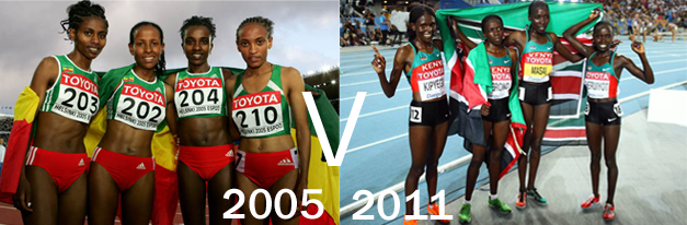 London 2012: Ethiopian Olympic Team  (1/6)